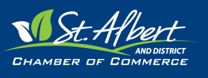St Albert Chamber of Commerce Logo